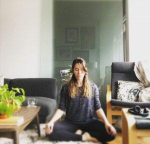 pre-tarot meditation