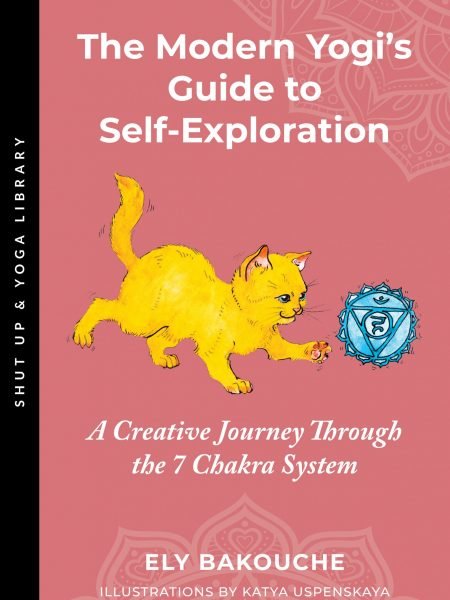The Modern Yogi's Guide to Self-Exploration cover fin Books page fin